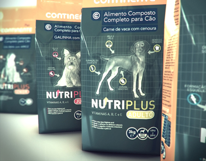 Nutriplus - Pet Food Packaging