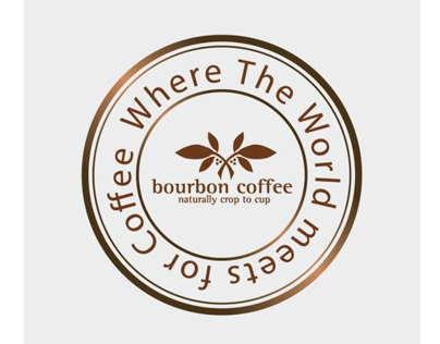 Bourbon Coffee : twitter social network !