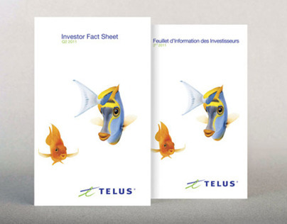 Telus Invester Fact Sheet
