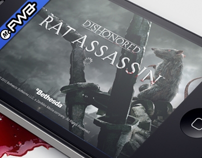 Dishonored Rat Assassin | Mobile App