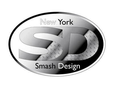 Logos for New York Smash Design