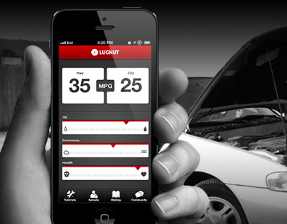 Lugnut Diagnostic App
