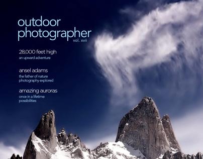 Magazine Redesign - Outdoor Photographer