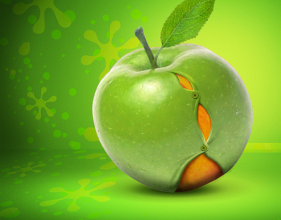 MIRINDA Green Apple