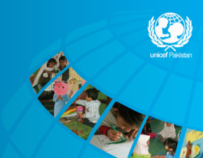 UNICEF Pakistan (Booklet Design)
