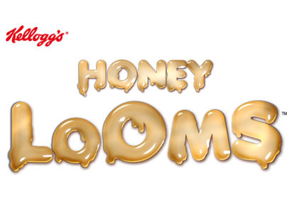 Kellogg's Honey Looms Logo