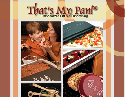 Thats My Pan!® Fundraiser Brochure 2012