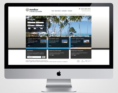 Web Design - Mundicor