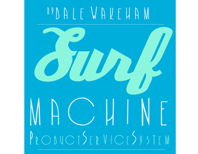Surf Machine PSS