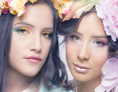 R E V I V A L - Spring Beauty Editorial