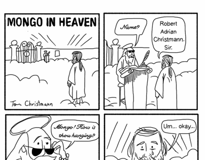 MONGO IN HEAVEN