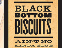 Black Bottom Biscuits