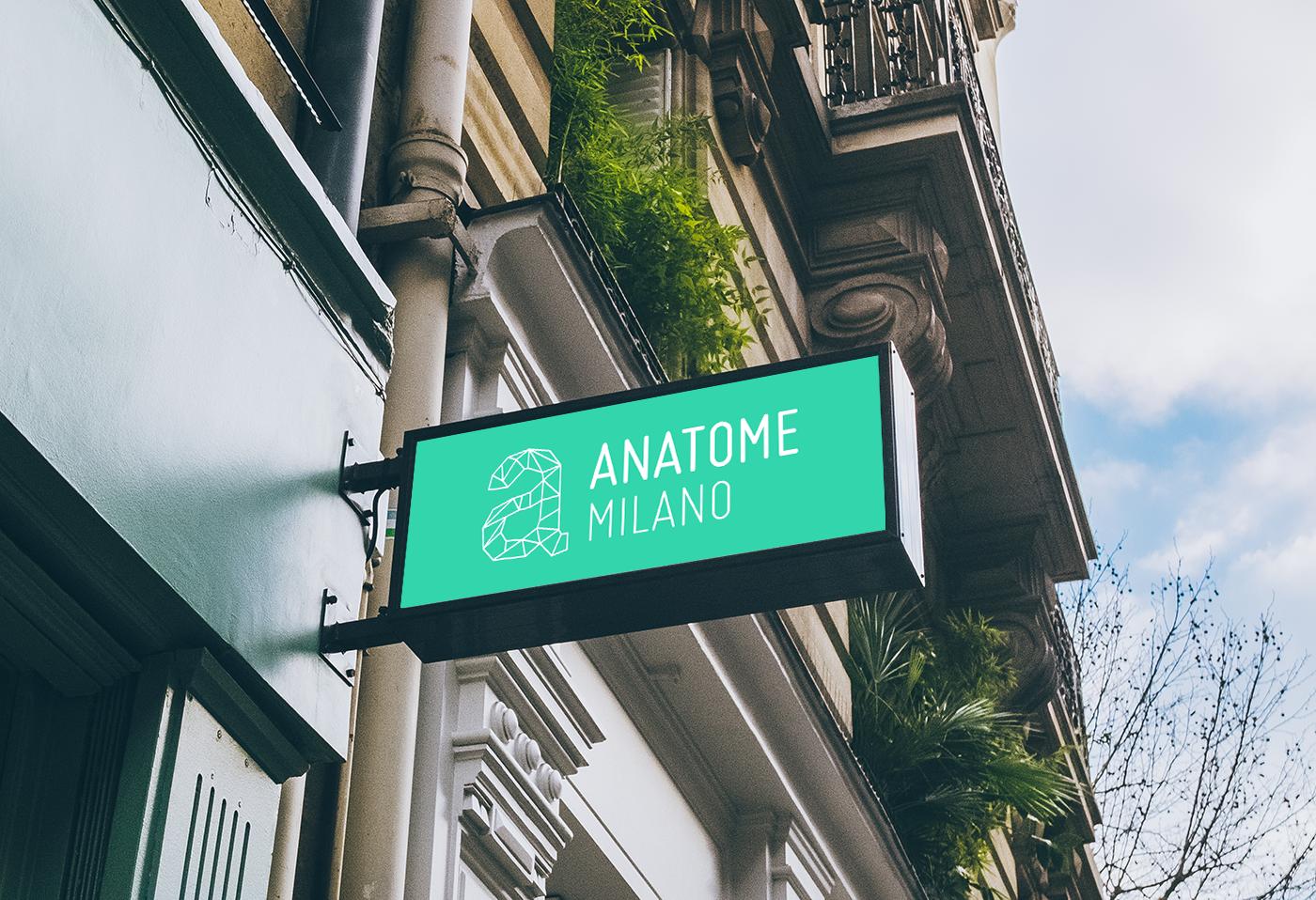 Anatome Milano Brand