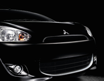 Mitsubishi Mirage // Launch (ADVERTISING)