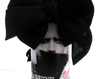 Lady Gaga Beer Bottle