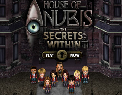 House of Anubis: The sercrets within