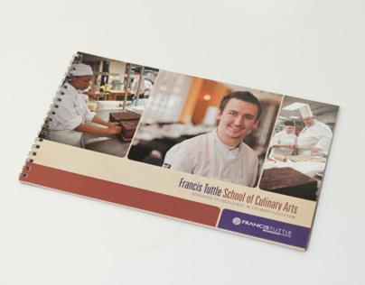 Francis Tuttle Culinary Sponsorship Brochure