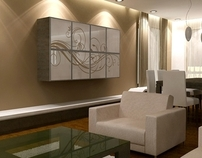 Interior design - Livingroom