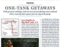 One-Tank Getaways