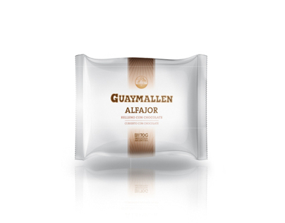 Rediseño de Packaging: Alfajor Guaymallen