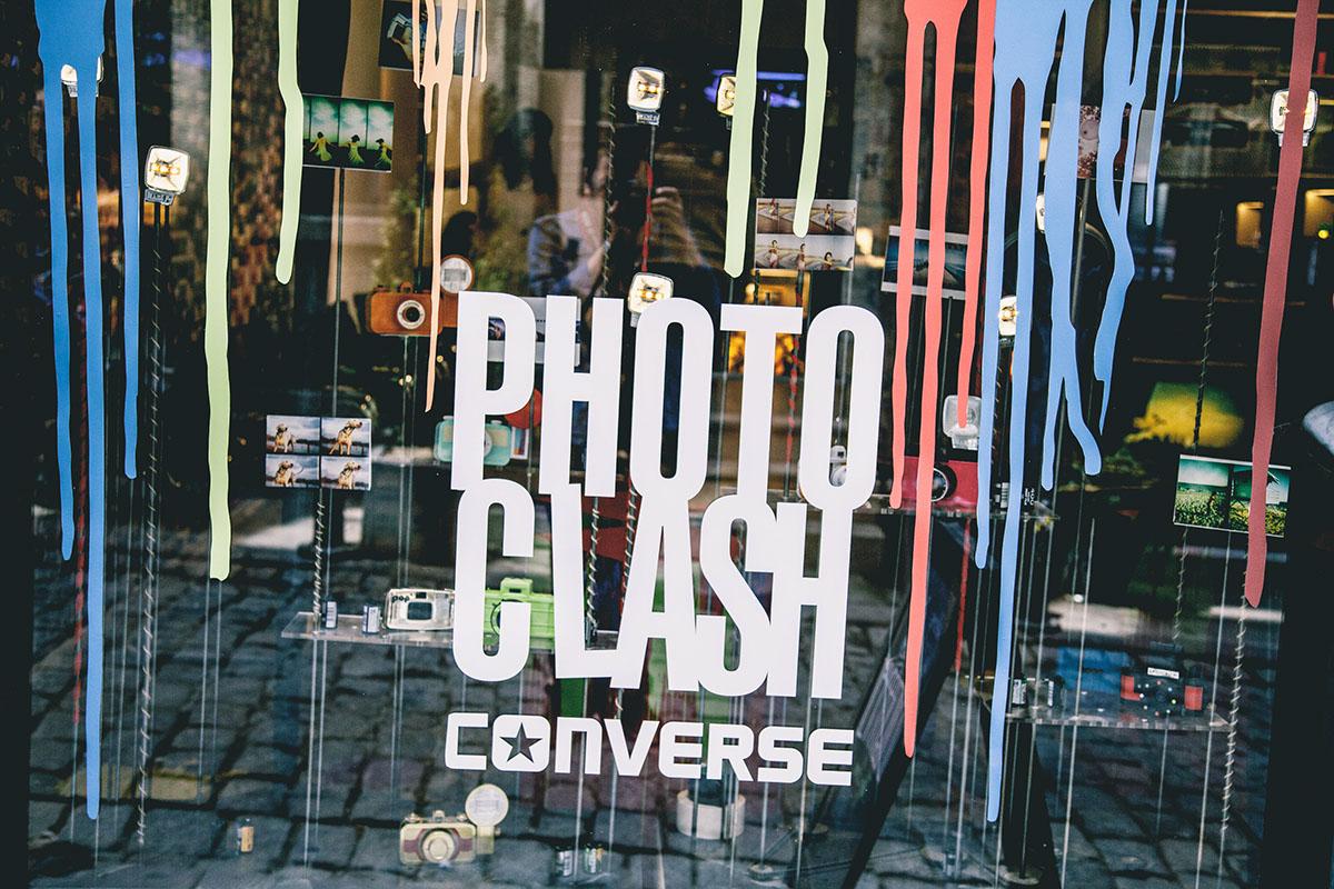 Photo Clash / Converse / Istanbul