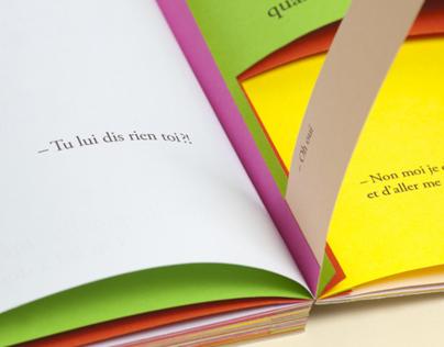 Un air de famille — experimental book