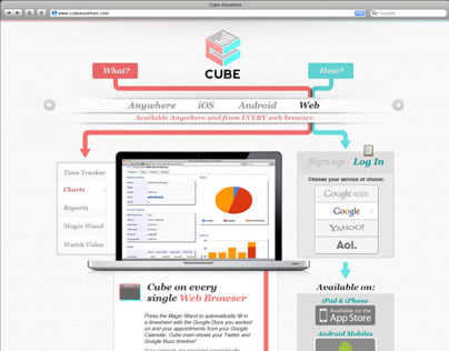 Cube Anywhere Rebranding