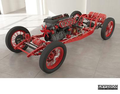 retro chassis