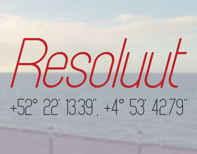 Resoluut