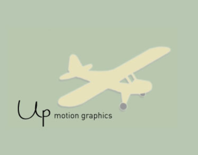 Motion Graphics: Up Movie Opening