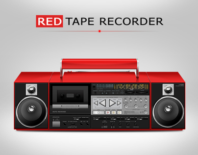 Red tap recorder