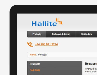 Hallite – Product & Service Design and Strategy
