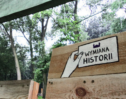 Public A-I-R workshop: WYMIANA HISTORII