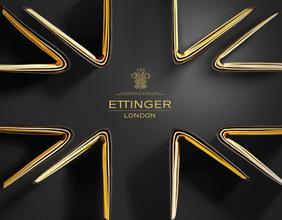 Ettinger Diamond Jubilee advert
