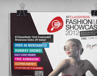 STClassifieds' Fashion&IT Showcase
