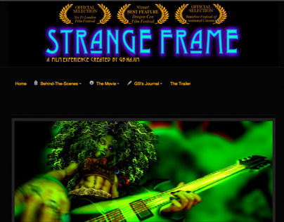 Strange Frame: Love and Sax