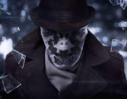 This Citys Afraid Of Me - Rorschach