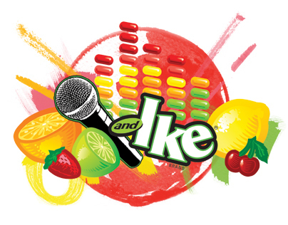 Mike & Ike T-Shirt Design Contest