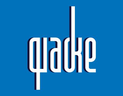 Quacke Font
