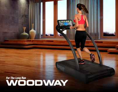 Woodway USA - Advertisements