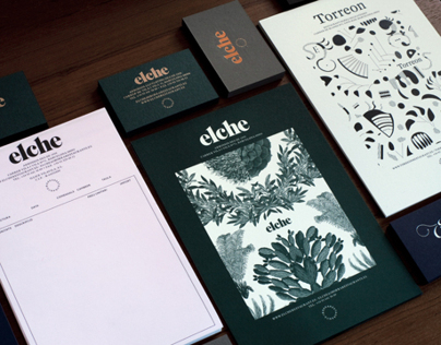 ILLUSTRATIONS FOR IBORRA RESTAURANTS NEW STATIONERY