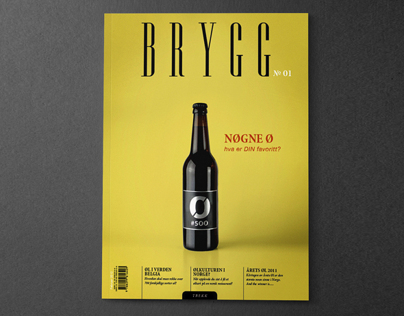 BRYGG magazine