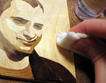 Wood Arts – Intarsia Portraits