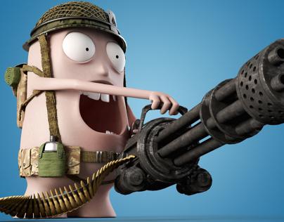 Blob War Character