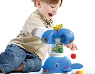 Spinning Ball Spout-ball journey with Whaley spout