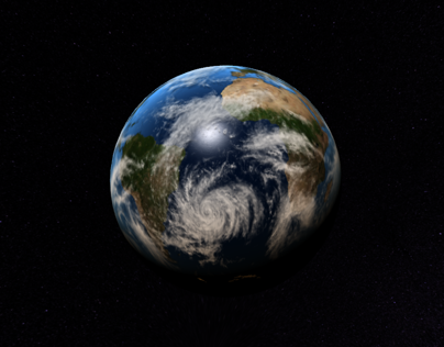 The Blue Marble Shader Demo