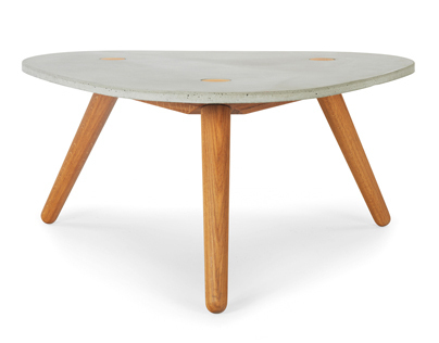 CRETE coffee table by SAYS WHO