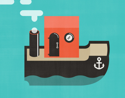It is a tugboat