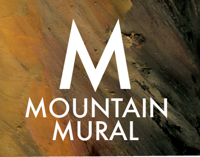Mountain Mural - Starbucks