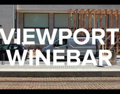 Viewport Winebar
